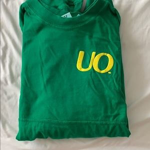 University of Oregon Ducks spirit jersey